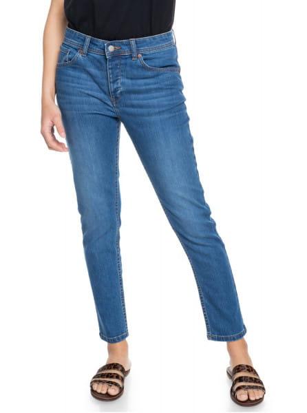 Синие джинсы cool memory skinny fit