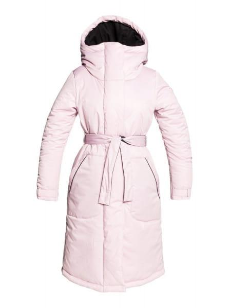 Фиолетовый водостойкая куртка evahna