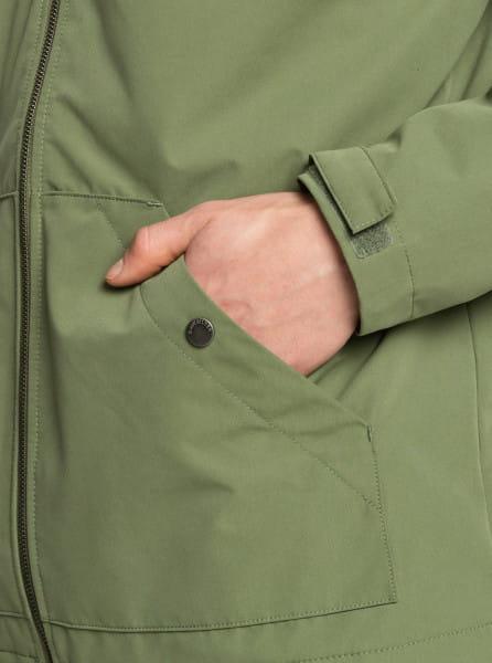 Муж./Одежда/Верхняя одежда/Парки Водостойкая парка Waiting Period