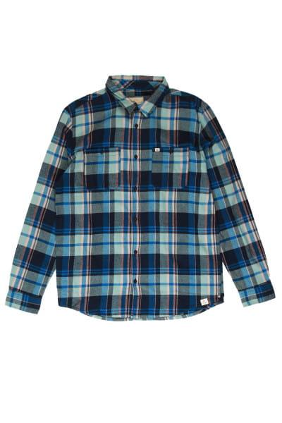 Мультиколор рубашка с длинным рукавом bardwell