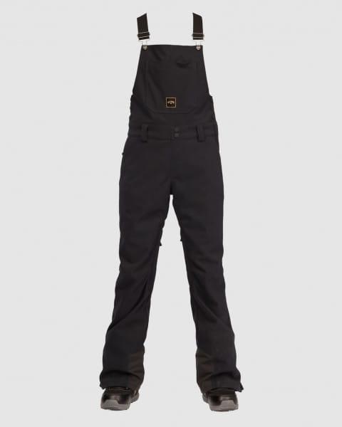 Женские сноубордические штаны с нагрудником Riva