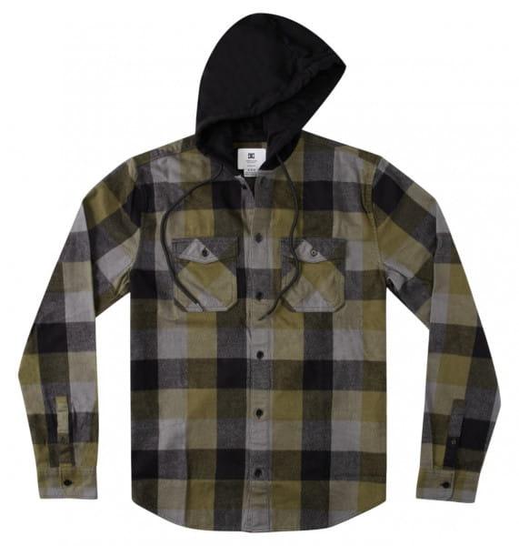 Рубашка с длинным рукавом и капюшоном Ruckus Ed