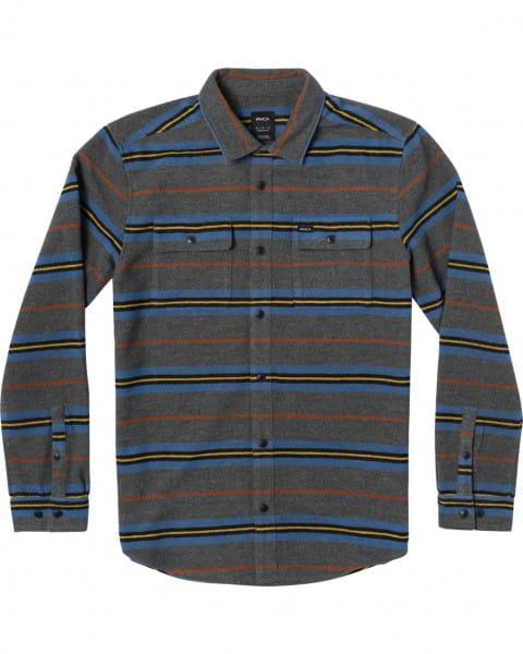 Мужская фланелевая рубашка Rvca Blanket