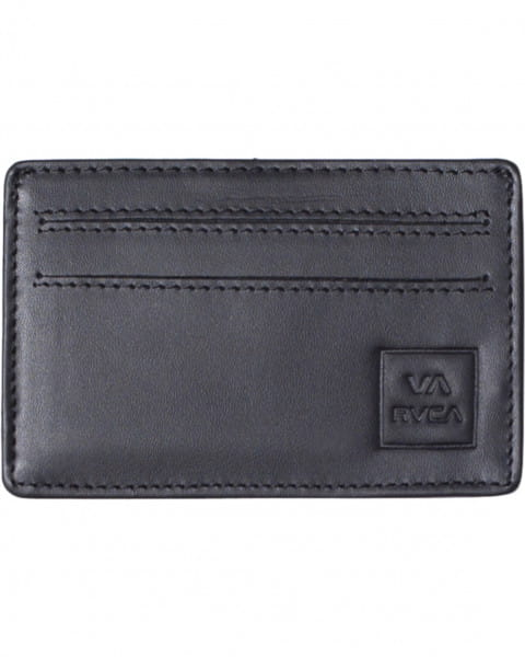 Мужской кожаный кошелек Linden Card