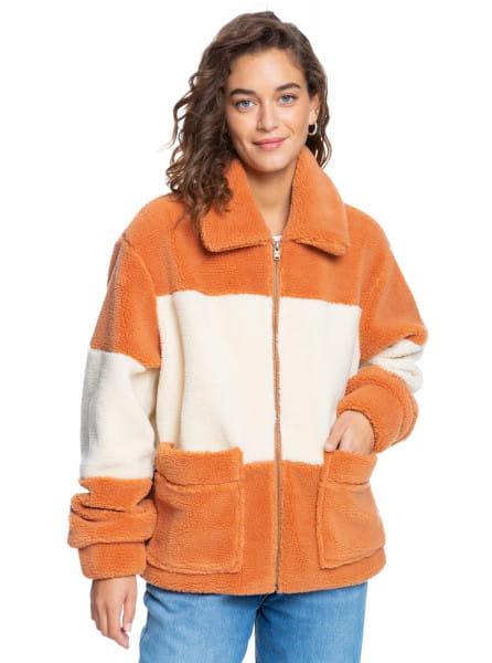 Серый куртка из шерпы bay tripper