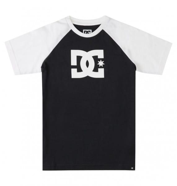 Белый детская футболка dc star