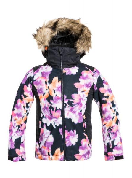 Розовый детская сноубордическая куртка jet ski