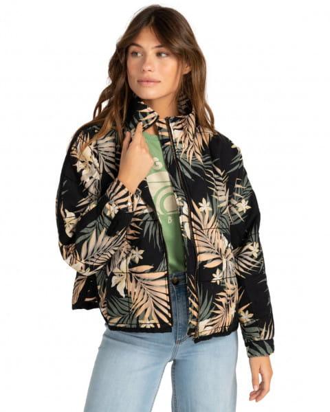 Бежевый женская куртка jungle