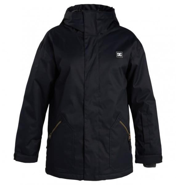 Коричневый детская сноубордическая куртка cadet