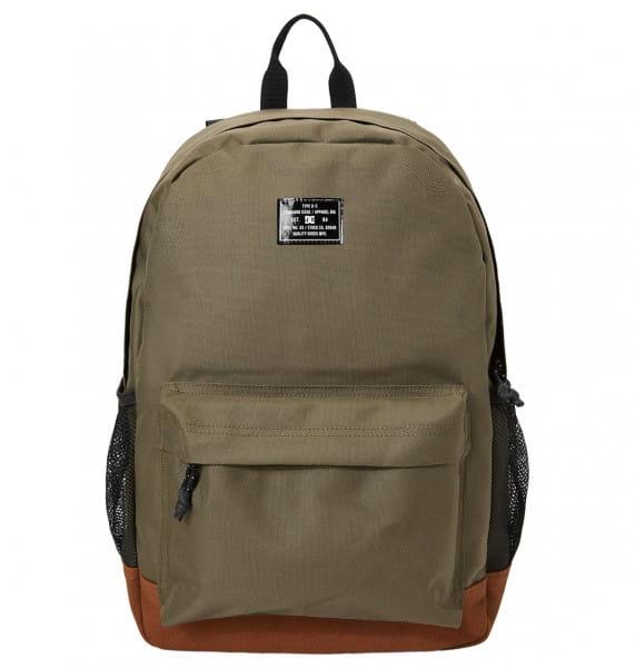 Бордовый рюкзак backsider core 18.5l