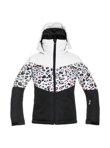 Коричневый детская сноубордическая куртка whist