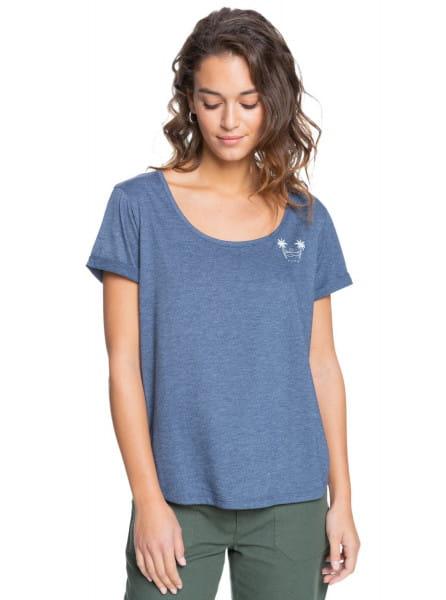 Синий футболка cocktail hour