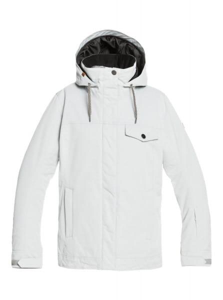 Серый сноубордическая куртка billie