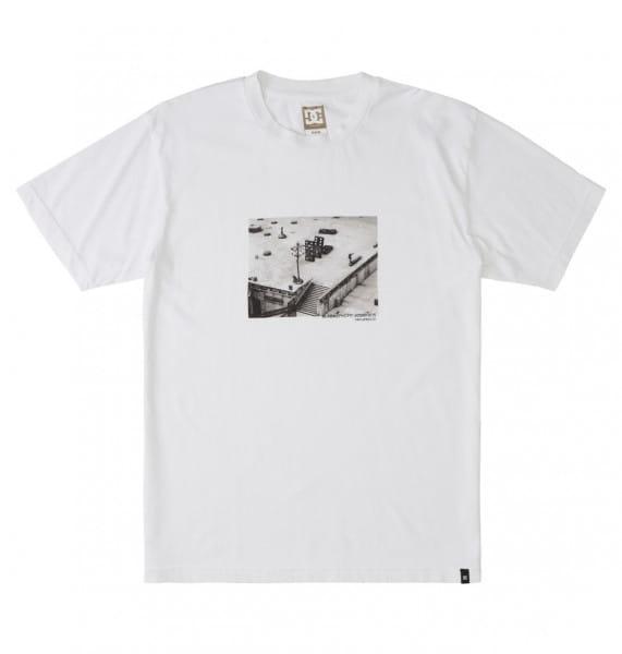 Белый футболка blabac photo 1401