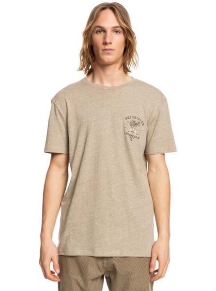 Бежевый футболка avalons