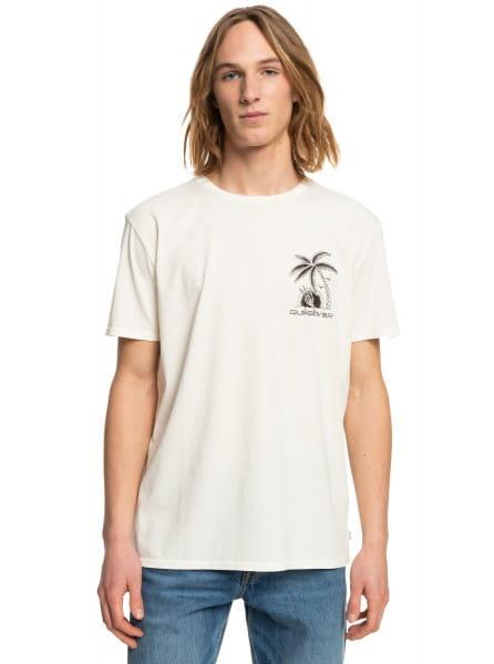Белый футболка days off