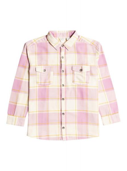 Розовый детская рубашка с длинным рукавом ultimate love
