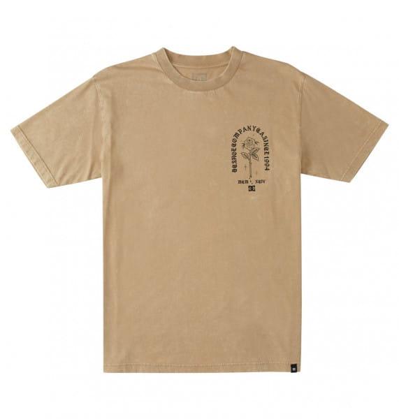 Бежевый футболка singled out