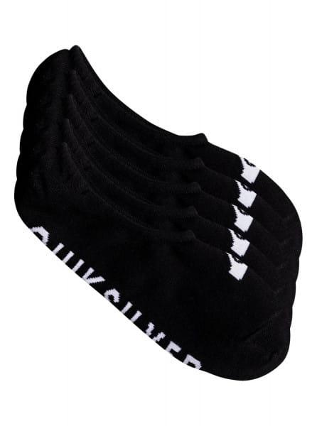 Черные носки-невидимки 5 pack (5 пар)