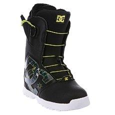 Ботинки для сноуборда DC Avaris Black/Print