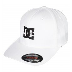 Бейсболка Flexfit DC Cap Star 2 Flexfit White