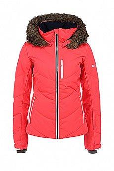 Куртка женская Roxy Snowstorm Diva Pink