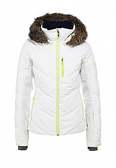 Куртка женская Roxy Snowstorm Bright White