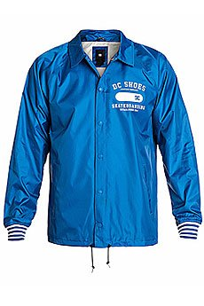 Ветровка DC Coach Tour Jacket Snorkel Blue