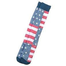 Носки высокие Quiksilver 1pr Frontbrded Knit American C Usa