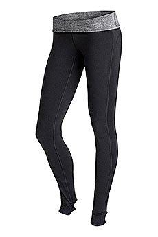 Штаны узкие женские Roxy Pant True Black