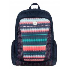 Рюкзак школьный женский Roxy Alright J Jagged Stripe G