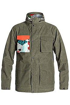 Куртка Quiksilver Ac Elion Jacket Forest Night
