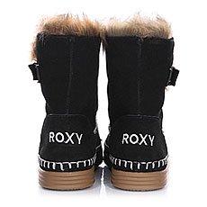 Угги женские Roxy Ashley J Boot Black