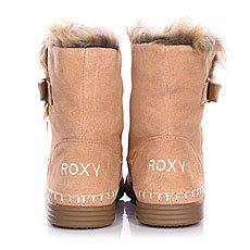 Угги женские Roxy Ashley J Boot Tan
