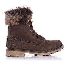 Ботинки зимние женские Roxy Timber J Boot Brown