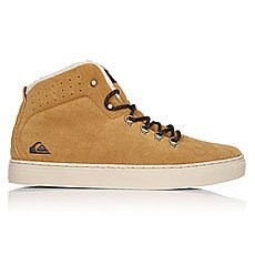 Кеды утепленные Quiksilver Jax Xccw Brown/White