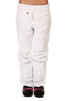 Штаны сноубордические женские Roxy Backyard Bright White