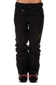 Штаны сноубордические женские Roxy Backyard Anthracite