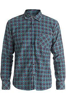 Рубашка в клетку Quiksilver Pinelook Print Feder