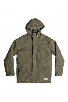 Куртка зимняя Quiksilver Long Bay Dusty Olive