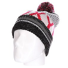 Шапка женская Roxy Tonic Beanie Anthracite