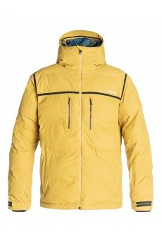 Куртка Quiksilver Tr Pillow Jkt Olive Oil