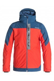 Куртка Quiksilver Tension Jkt Poinciana