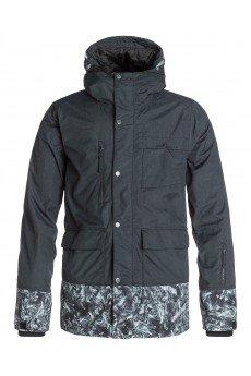 Куртка Quiksilver Sense Jkt Black