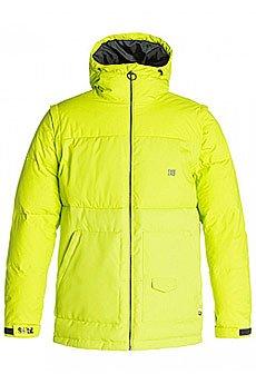 Куртка DC Downhill Lime Punch