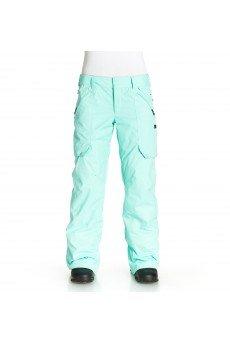 Штаны сноубордические женские DC Ace Pt J Snpt Aruba Blue