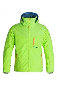 Куртка Quiksilver Mission Plus Green Gecko