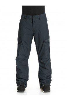 Штаны сноубордические Quiksilver Mission Inspant Black
