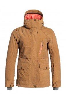 Куртка женская Roxy Tribe Jk Rubber BIOTHERM
