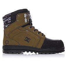 Ботинки зимние DC Spt Boot Military/Black